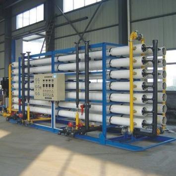 水处理设备RO-1000l(80T/H)