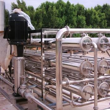 水处理设备RO-1000l(50T/H)