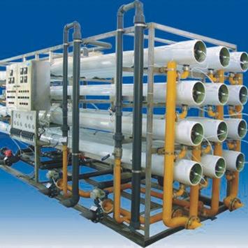 水处理设备RO-1000l(30T/H)